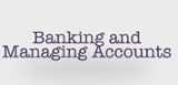 Smart Banking and Managing Accounts